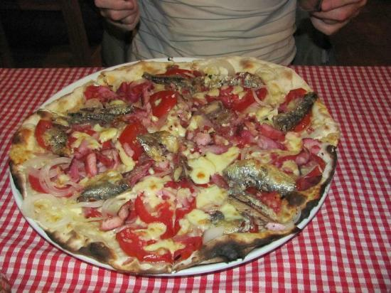 Sol e Luna : Pizza