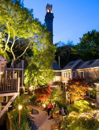 The Provincetown Hotel at Gabriel's: The Gardens at Gabriel's