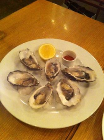 Graze: oysters