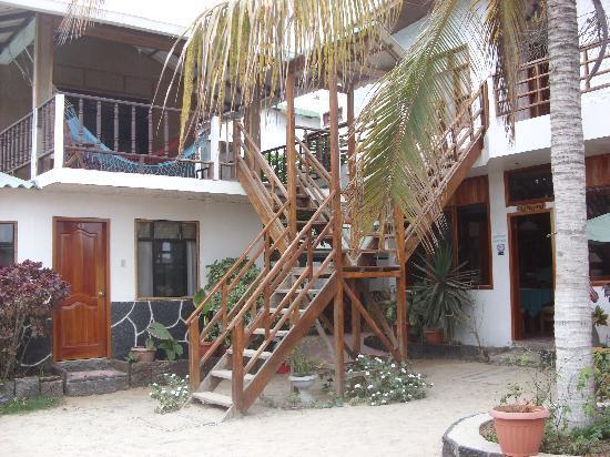 Hotel San Vicente Galapagos: hotel - esterno