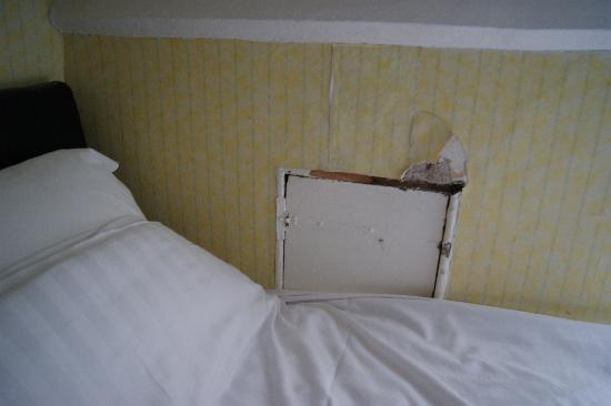 Gwesty'r Marine Hotel: Second bed