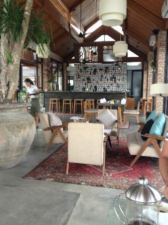Maca Villas & Spa : Restaurant