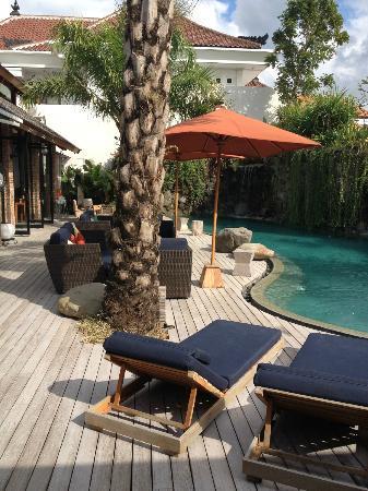 Maca Villas & Spa : Maca Villas Pool