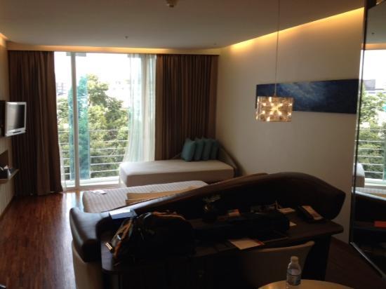 Hotel Baraquda Pattaya - MGallery by Sofitel: Room