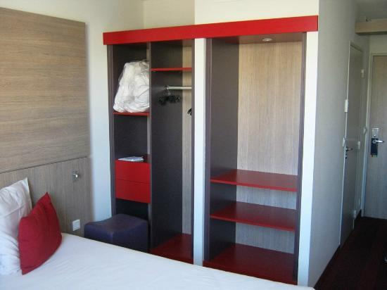 Ibis Styles Nice Airport Arenas: chambre