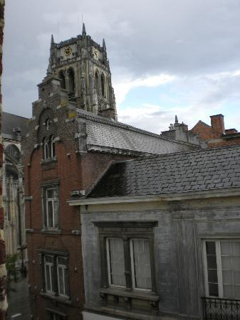 Boutique Hotel Caelus VII : View from our room