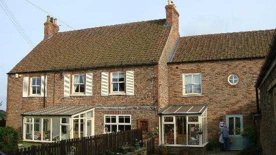Hazelwood Farm B&B: The Farmhouse