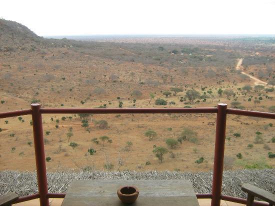 Zomeni Lion Hill Lodge: The View