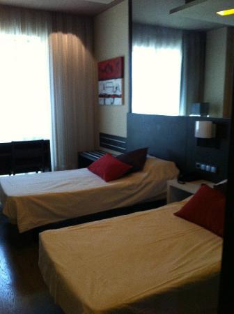 Be Live City Center Talavera: La habitación
