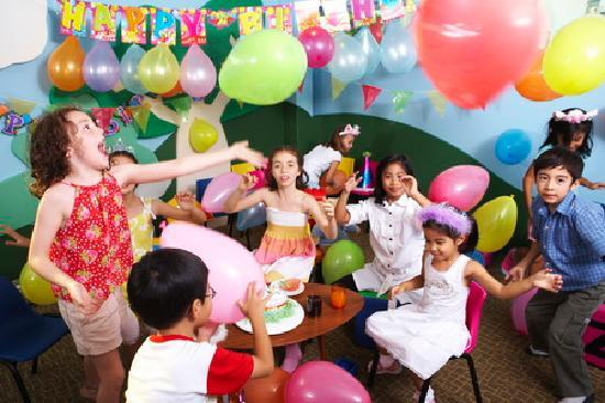 Funarium: The best place to celebrate the kid's birthday party in Bangkok!