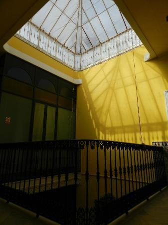 La Casa Amarilla : skyline