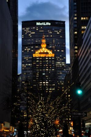 New York City, NY: MetLifeビル