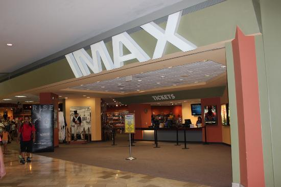 Sign Inside Picture Of Alamo Imax Theatre San Antonio