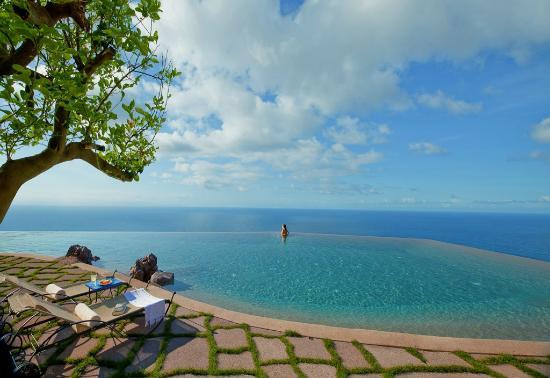 Monastero Santa Rosa Hotel & Spa : Pool