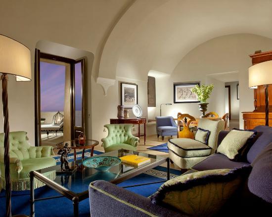 Monastero Santa Rosa Hotel & Spa: Suite