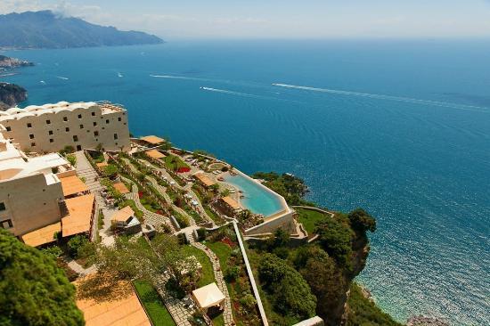 Monastero Santa Rosa Hotel & Spa: Monastero overview