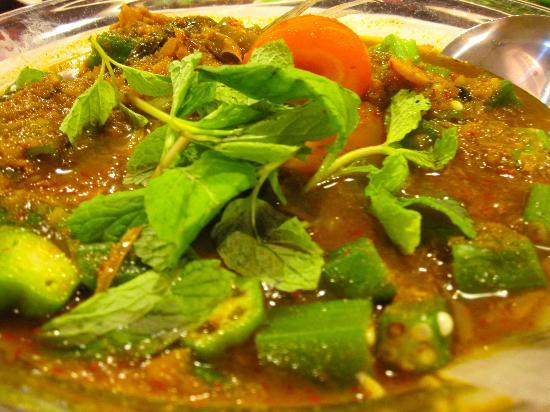 Yum yum : Assam Pomfret fish