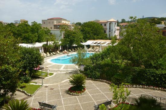 Hotel Sant'Agata: vista camera