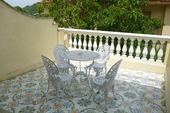 Hotel Sant'Agata: balcone camera