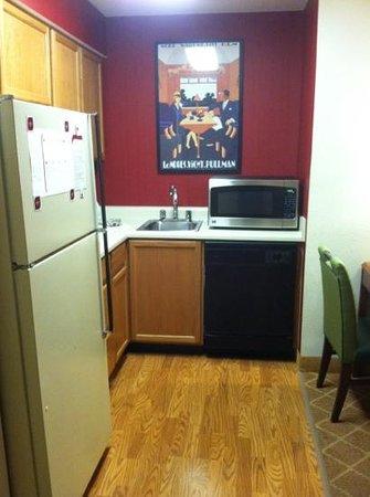 Residence Inn Austin Northwest/Arboretum: kitchen