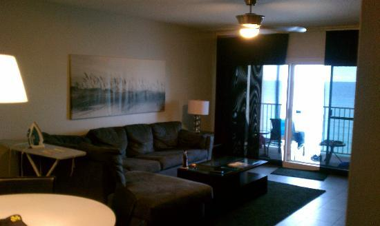 The Beach House Condominiums: our room 604a