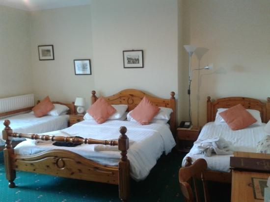 Clee House Hotel: family room