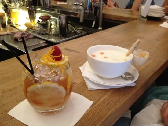 Bar Stories: our drinks