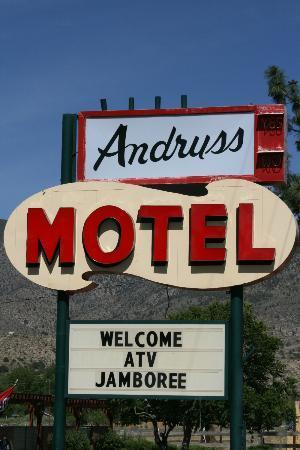 Andruss Motel: 2012 Eastern Sierra Jamboree