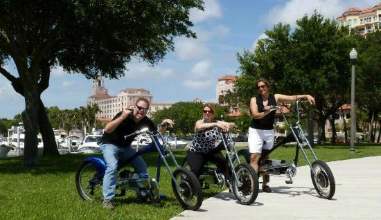 Rob's Radical Rides: Riders on Tour of St. Pete