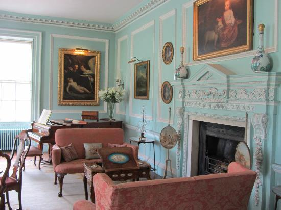 Melford Hall: Sitting Room