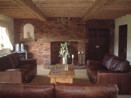 Ashbrook Towers Farm B&B: Lounge