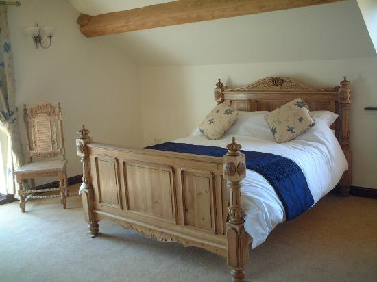 Ashbrook Towers Farm B&B: Double room