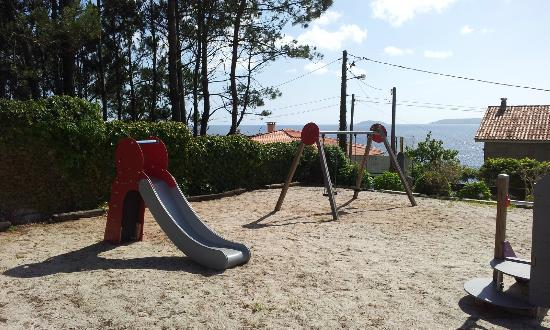 Apartamentos Coral do Mar II: PARQUE INFANTIL