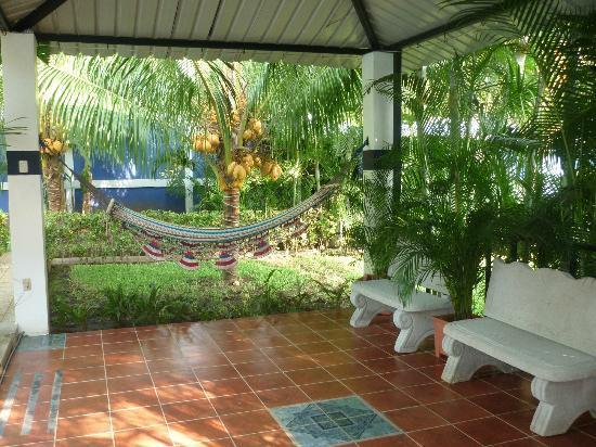 Viva Nicaragua Guest House: Espace de detente