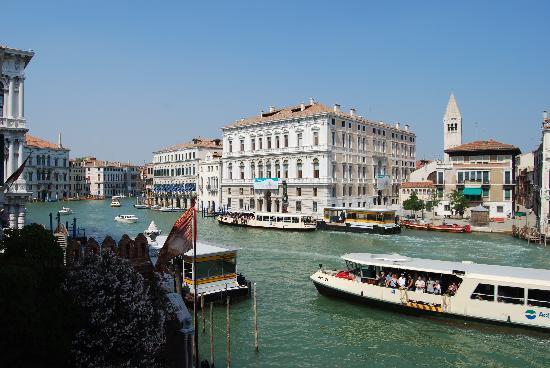 Blick auf Canale Grande