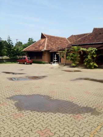 Pagoda Resorts Alleppey: reception