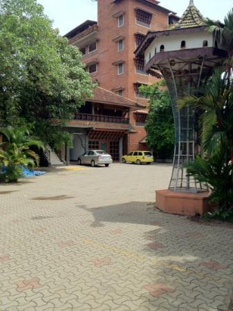 Pagoda Resorts Alleppey: Main Block