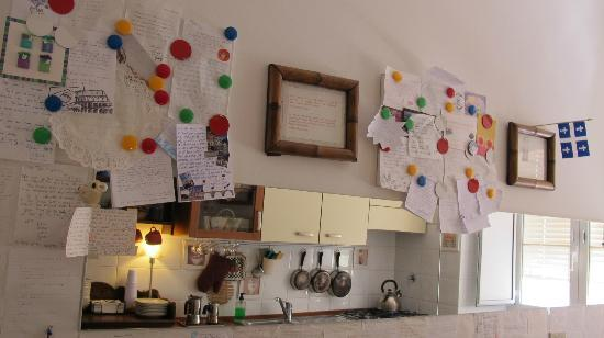 Campanella3: The lovely kitchen