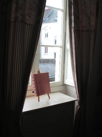 Hôtel Saint-Yves : Vistas desde la habitación