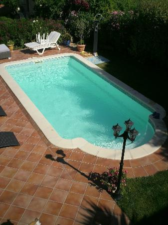 Les Pervenches : Pool