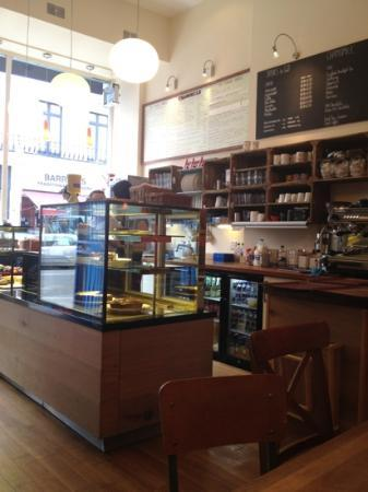 Chamomile Cafe: Enlarge...maybe you'll see the menus!