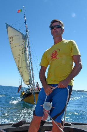 Trigana Boat Trips: Skipper Rick