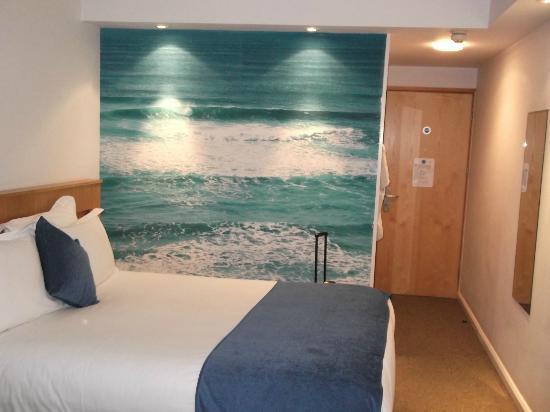 RNLI College: Bedroom
