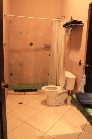 Tamarindo Blue Apartments: Bathroom
