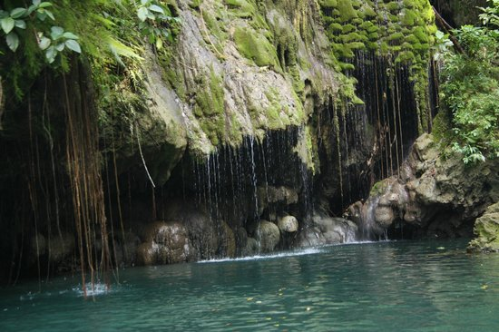 West Java, Indonesia: 'Green Canyon' in Pangandaran, Indonesia