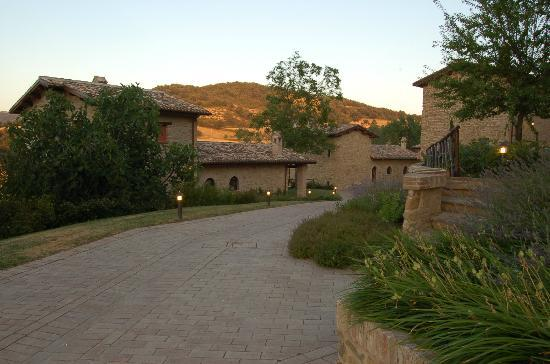 Borgo Belvederi: Accès à l'hôtel