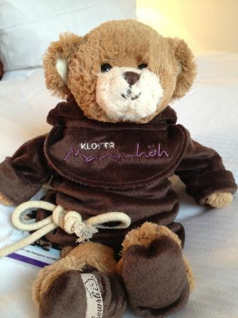 Klosterhotel Marienhoeh : Teddy