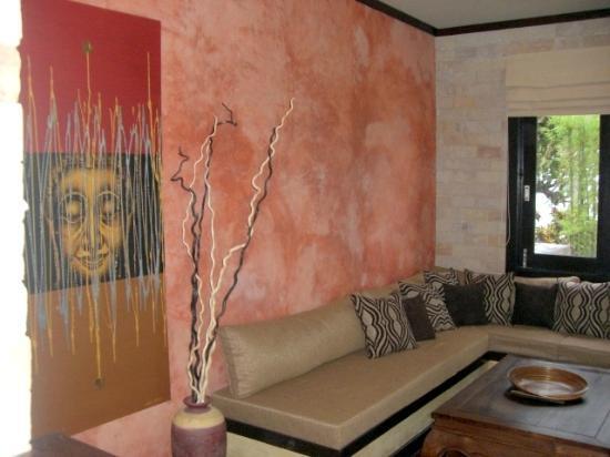 Sunshine Residence: lounge