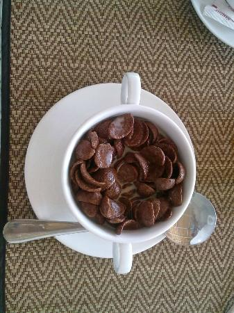 Rayaburi Beach Club Hotel: Breakfast - Coco Crunch