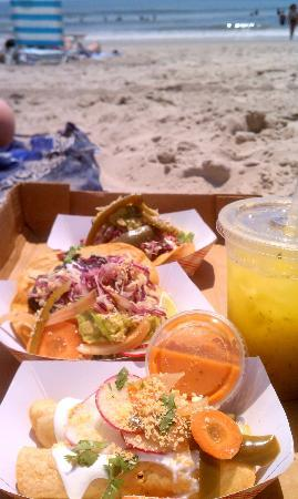 Rockaway Taco: Taquitos, Tostadas and Fresh Juice